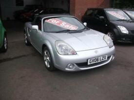2006 TOYOTA MR2 1.8 VVTi