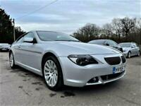 2005 BMW 6 Series 4.4 645Ci V8 2dr FULLY LOADED + COUPE