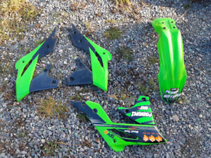 2010 yzf450 and 2014 kx250f parts