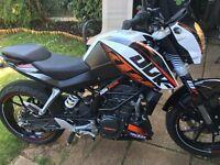 KTM Duke 200 ABS (2014)