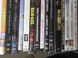 Misc dvds for sale