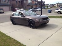BMW 745LI CLAN OBO Trades are welcome