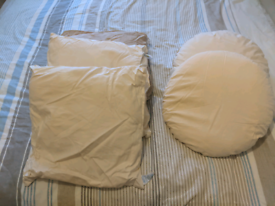 5 cushion fillings