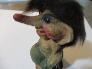 Vintage NyForm Handmade Troll---Handmade in Norway Kitchener / Waterloo Kitchener Area image 5