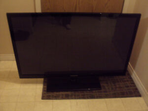 43 Samsung Plasma TV Flat Screen