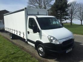 Iveco Daily 35C21 3.5T 3.0L (210 BHP) **EXTRA LONG**20FT (6M) Curtainsider