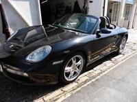 Porsche Boxster 24v superb example PETROL MANUAL 2006/06
