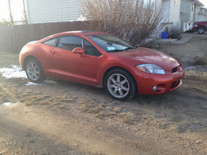 2007 Mitsubishi Eclipse GT Coupe (2 door)