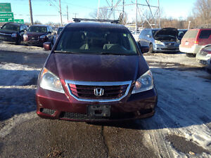 2010 Honda odessy safety and E tested for $12995