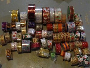 TONS of wired ribbon for sale