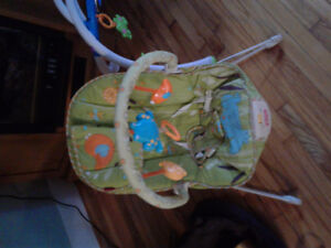 Fishers price: Infants vibration activity chair