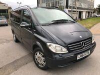 Mercedes Viano 2.2 CDI AMBIENTE SWB (black) 2005