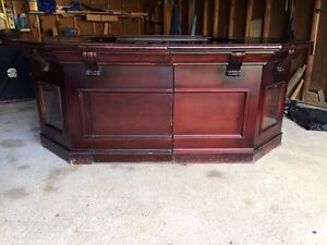 KIOSK FOR SALE. HARDWOOD BUILT