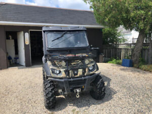 MINT CONDITION 2012 YAMAHA RHINO