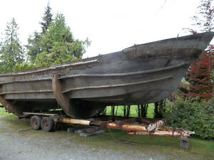 Great Pool or Pond - Used Boat Hull Mold