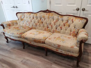 Antique French Provincial Couch