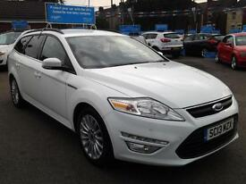 2013 FORD MONDEO 1.6 TDCi Eco Zetec Business Edition [SS] SAT NAV