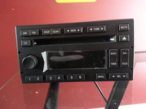 Car stereo cd player brand new
