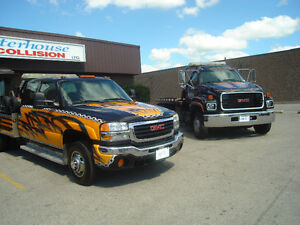 CHARTERHOUSE TOWING..TOW TRUCK & FLATBED SERVICE 24/7 London Ontario image 3