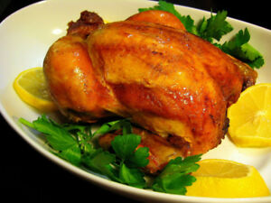 Pasture Raised Chicken