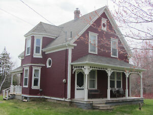 Seaside Victorian Farmhouse PEI