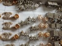 Variety of key or bag Charms