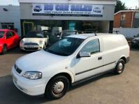 2005 Vauxhall Astra CDTI ENVOY CAR DERIVED VAN Diesel Manual