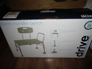 New Drive Transfer Bench