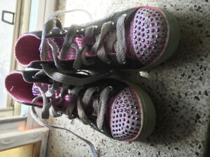 Kids Skechers Twinkle Toes light up shoes