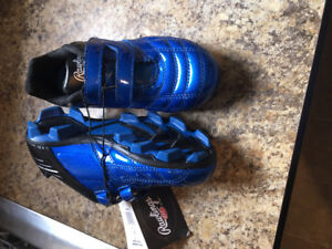 Soccer cleats. Size 1