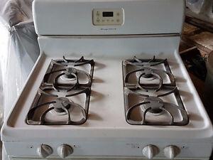 Frigidaire gas stove