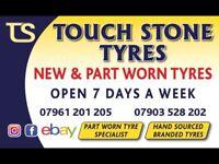 Tyre shop 155 65 14 175 65 14 185 60 14 165 65 14 175 70 14 165 70 14 NEW & PART WORN TYRES