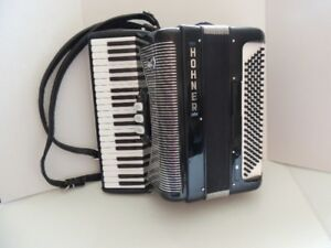 Accordion, Hohner