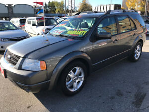 2006 Ford FreeStyle LIMITED AWD 7 PASSENGER SEATING..MINT COND