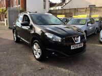 Nissan Qashqai 1.5 dCi N-TEC 2WD 5dr£5,995 cam belt replace at 74630miles