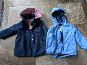 2T girls fall/spring jackets