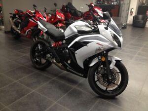 2013 Kawasaki Ninja 650R ABS