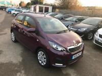 Peugeot 108 1.0 ( 68bhp ) 2014 Active 5DR