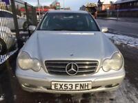 Mercedes-Benz C270 2.7TD auto 2003 CDI Classic SE