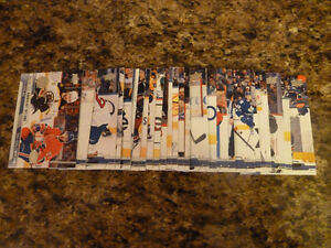 Lot of 31 16/17 UD Series 1 Base Cards, No Dupps
