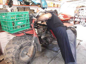 Experienced Service For All Honda ATV'S Moose Jaw Regina Area image 5