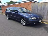 2003 Volvo V70 2.4 DIESEL Auto D5 SE ESTATE ONLY 86K F.S.H Cambelt Replaced
