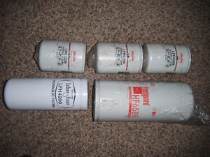 Various Hydraulic Filters  ALL BRAND NEW