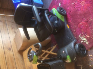 Electric scooter /wheelchair