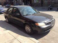 Mazda Protege LX 2.0L 2001