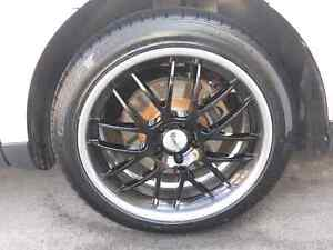 """20"""" American Eagle rims and tires"""