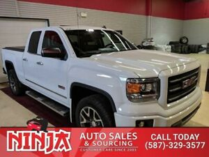 2014 GMC Sierra 1500 SLT  SLT A/T Double Cab Leather BU Cam Remo