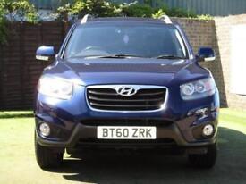 2011 Hyundai Santa Fe 2.2 CRDi Premium 5dr (7 seats)