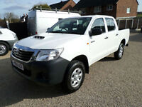 2014 Toyota Hi-Lux 2.5D-4D 4WD ACTIVE, PICK UP, AIR CONDITIONING, ONE OWNER