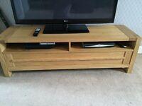 Oak Tv Unit LONG